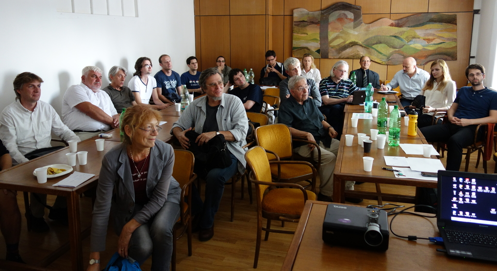 Obecenstvo workshopu